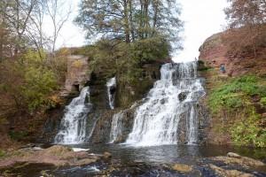 Jurin waterfall