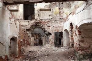 дворец в Поморянах