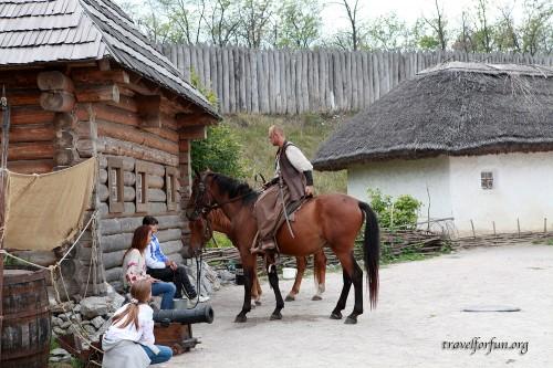 Запорожская Сечь