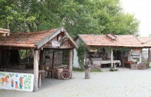 конный театр и музей Запорожской флотилии