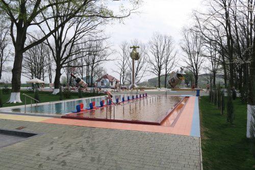 Оздоровительный бассейн в Косино