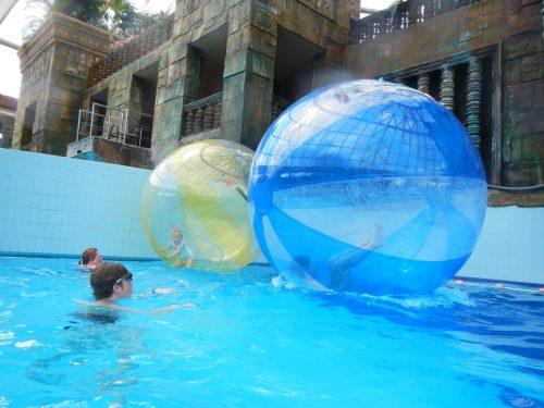 Inside balls