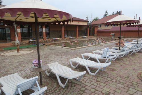 Відкритий басейн в Жавйоронке