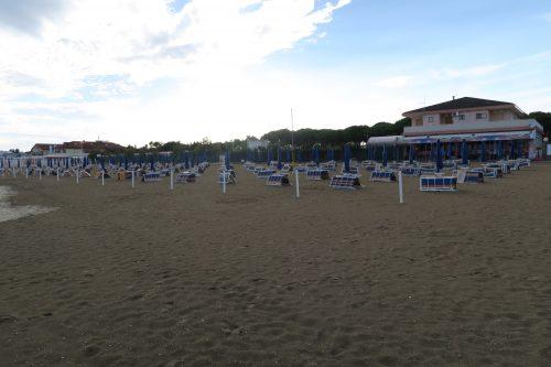 Пляж в Кавалино