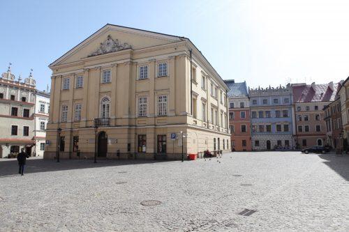Здание суда в Люблине