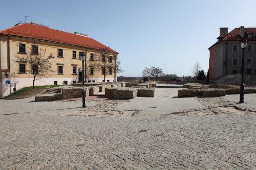 Руины церкви Архангела Михаила