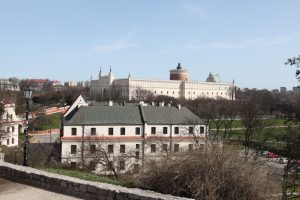 Замок в Люблине Lublin castle