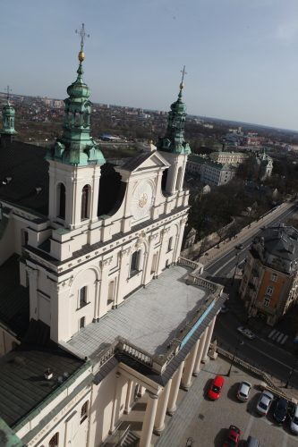 Archcathedral in Lublin