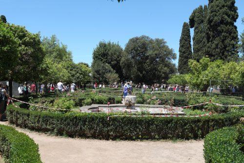 Палатинский сад
