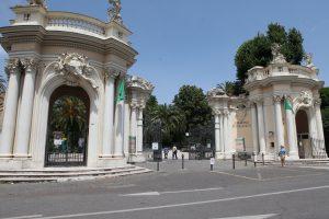 Зоопарк Рима
