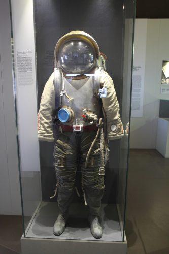 Советский космический скафандр