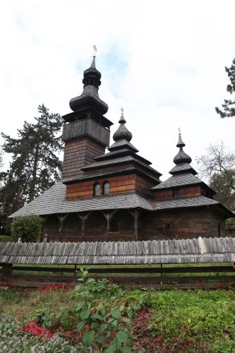 Музей народной архитектуры