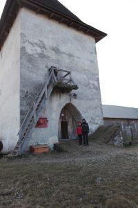 Пятничанская башня