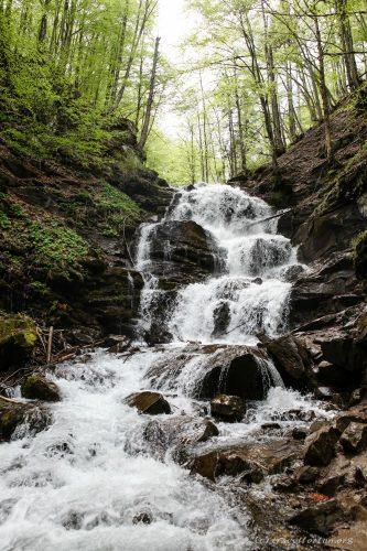 Водопад Шипот