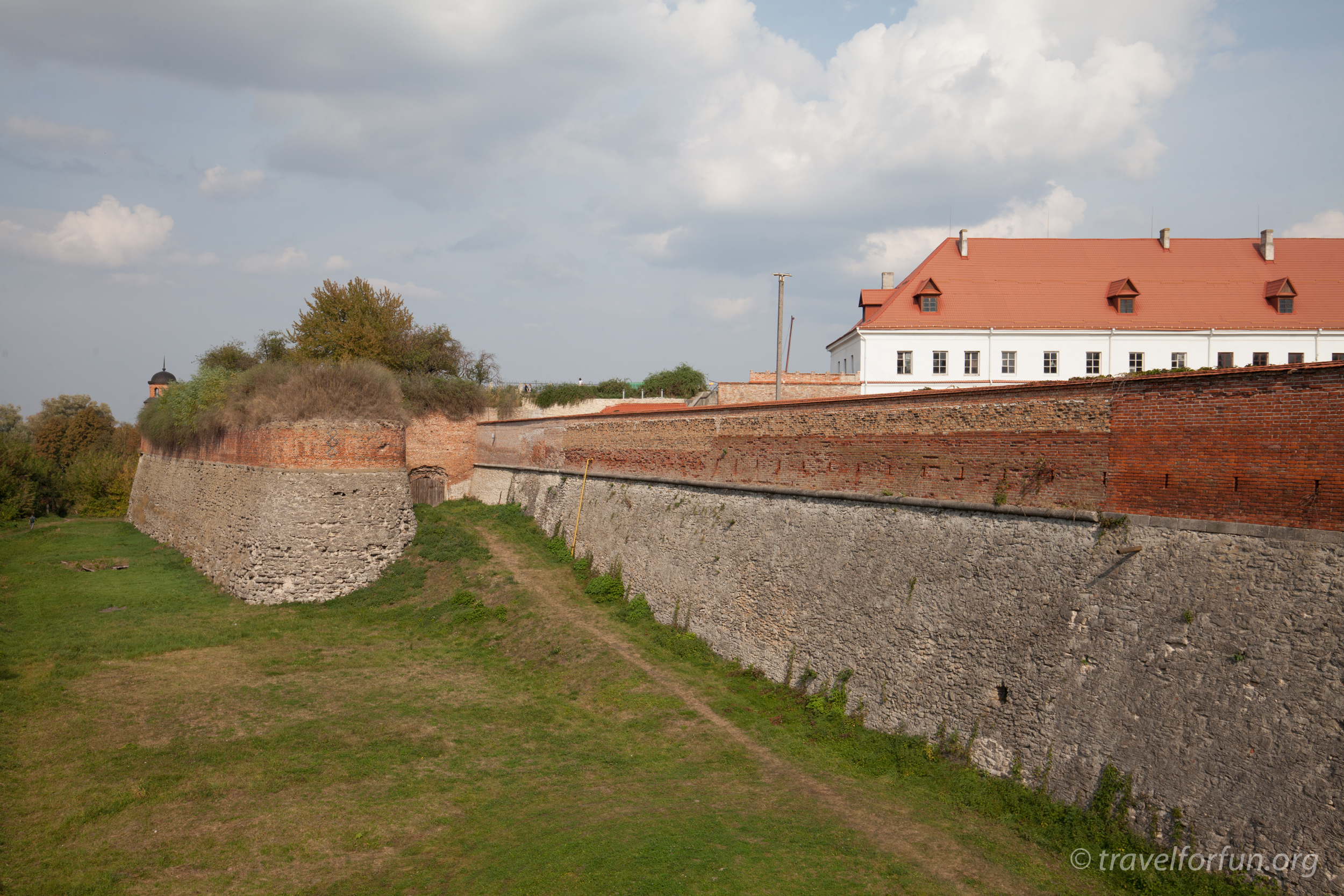 Дубенский замок