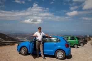 Аренда автомобиля на Крите