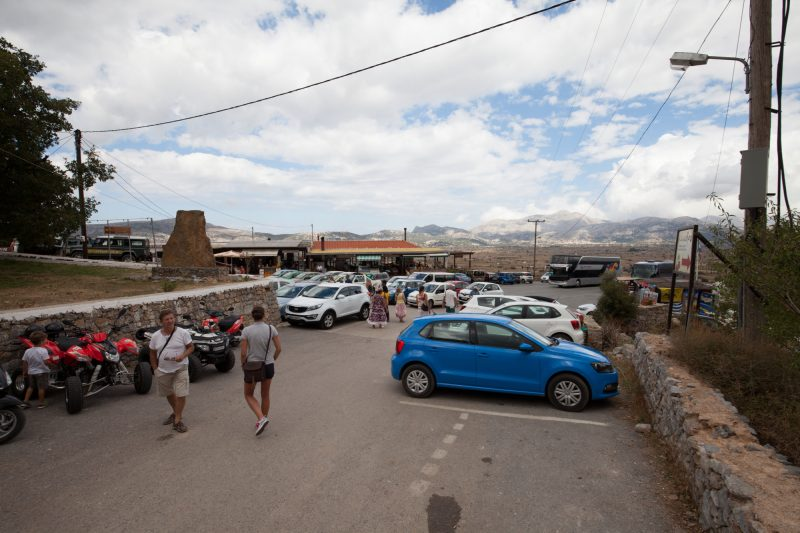 Аренда автомобилей на Крите