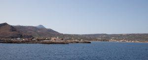 Вид на порт Киссамос