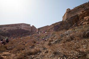 Крепость на острове Грамвуса