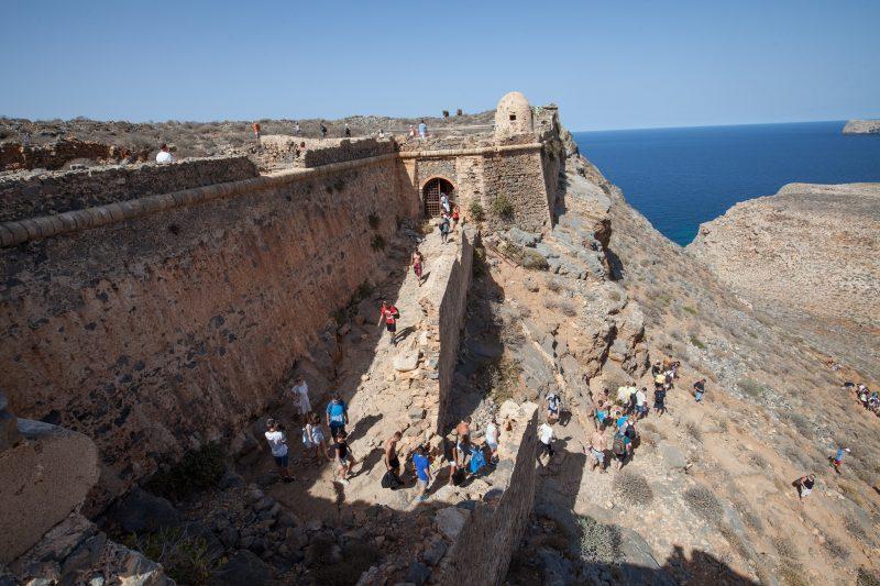 Вход в крепость Грамвуса
