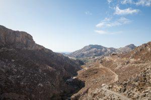 Горный крит каньон