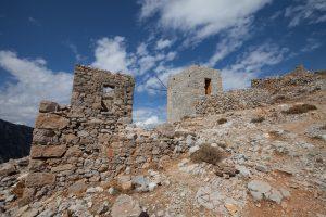 Мельницы на острове Крит