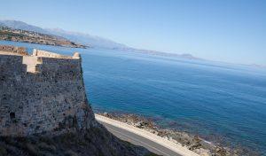 Крепость Фортезза в Ретимно Fortezza fortress