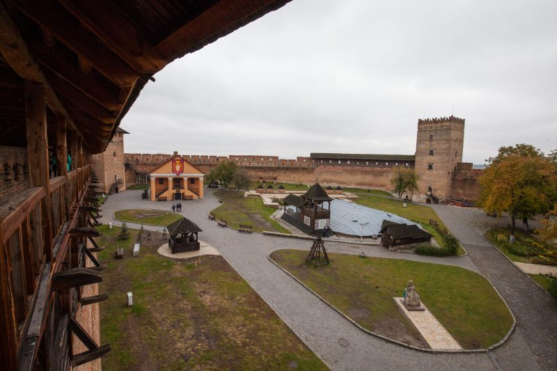 Луцкий замок или замок Любарта
