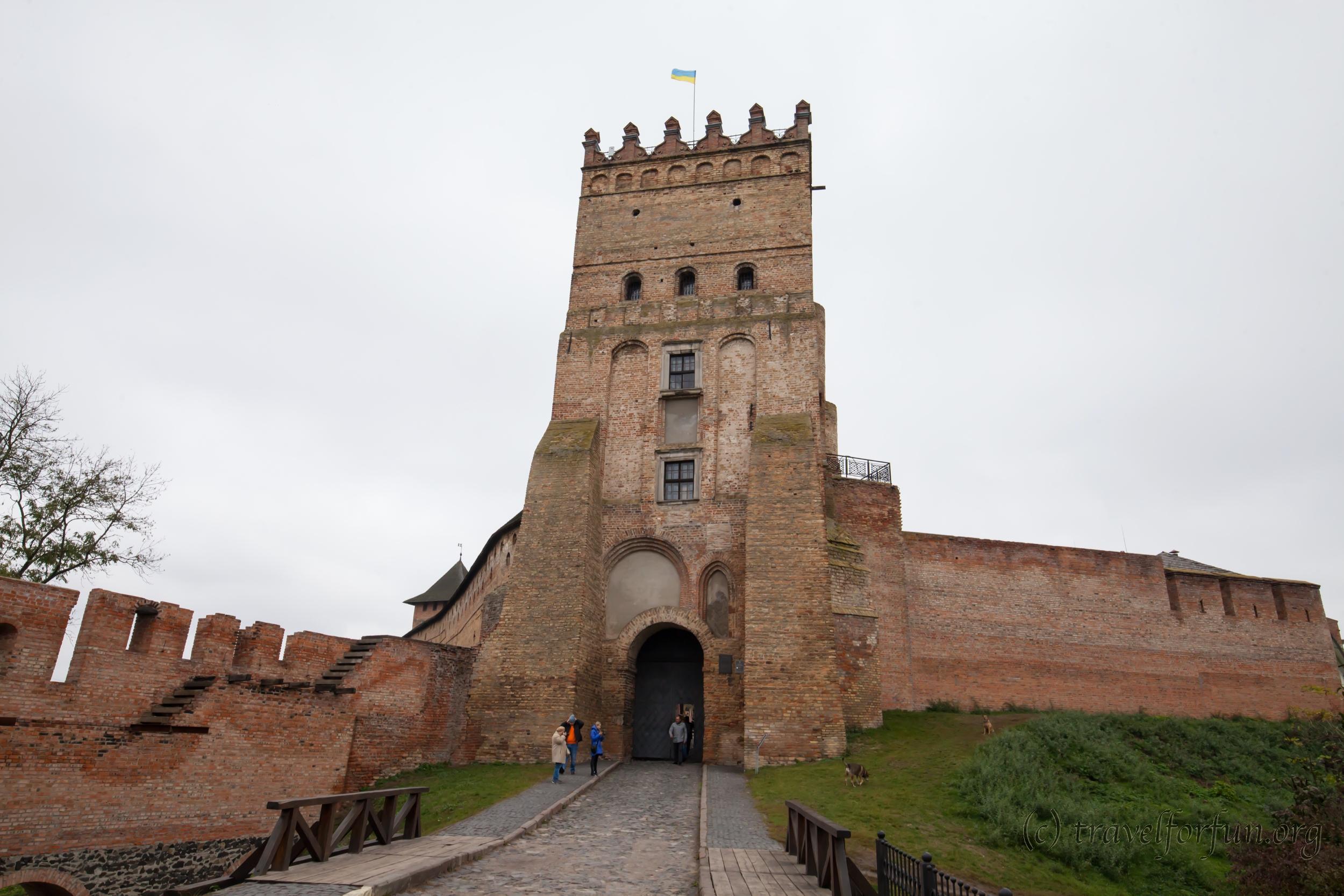 Подорож в Луцький замок