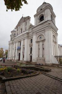 Кафедральный костел святых апостолов Петра и Павла в Луцке