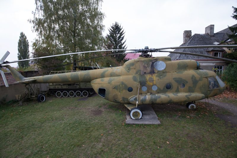 Волынский региональный музей украинского войска и военной техники