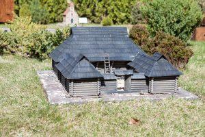 Карпаты в миниатюре