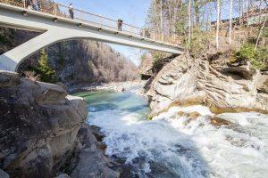 Водопад Пробий в Яремче