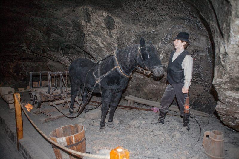 Соляная шахта Величка