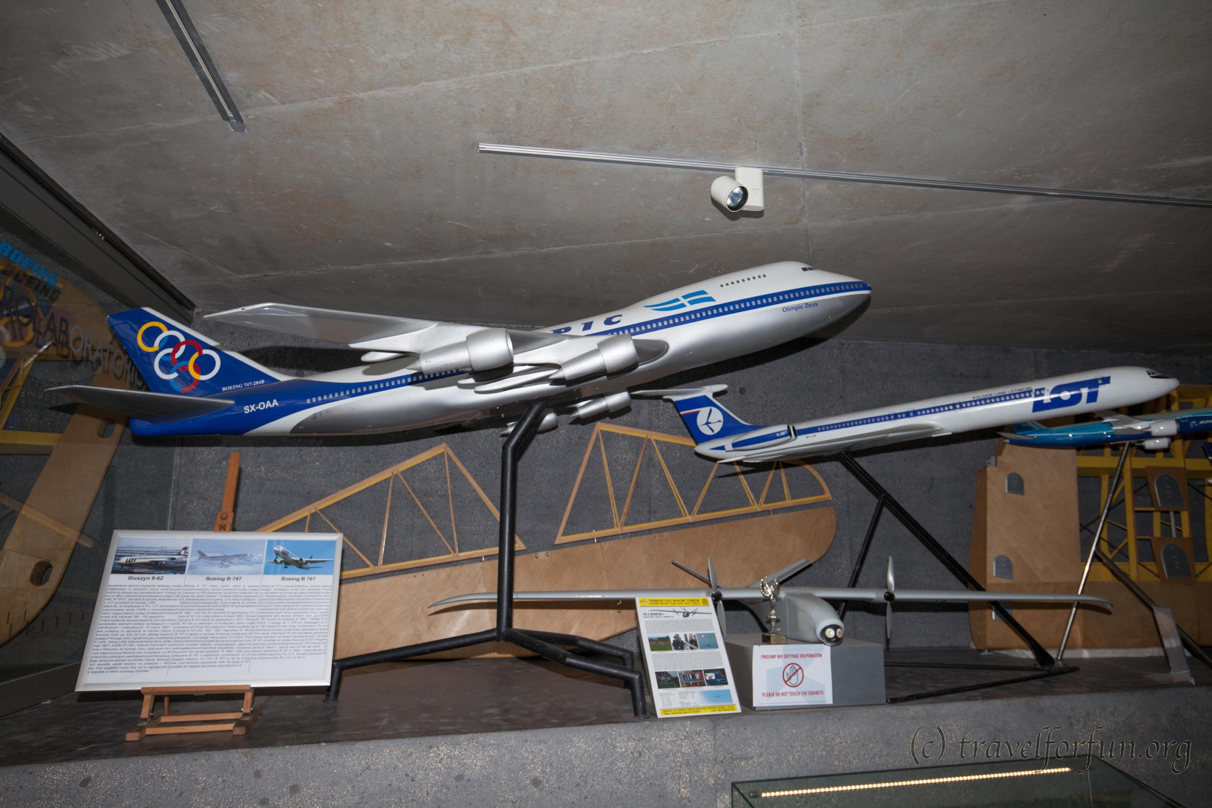 Музей польской авиации в Кракове