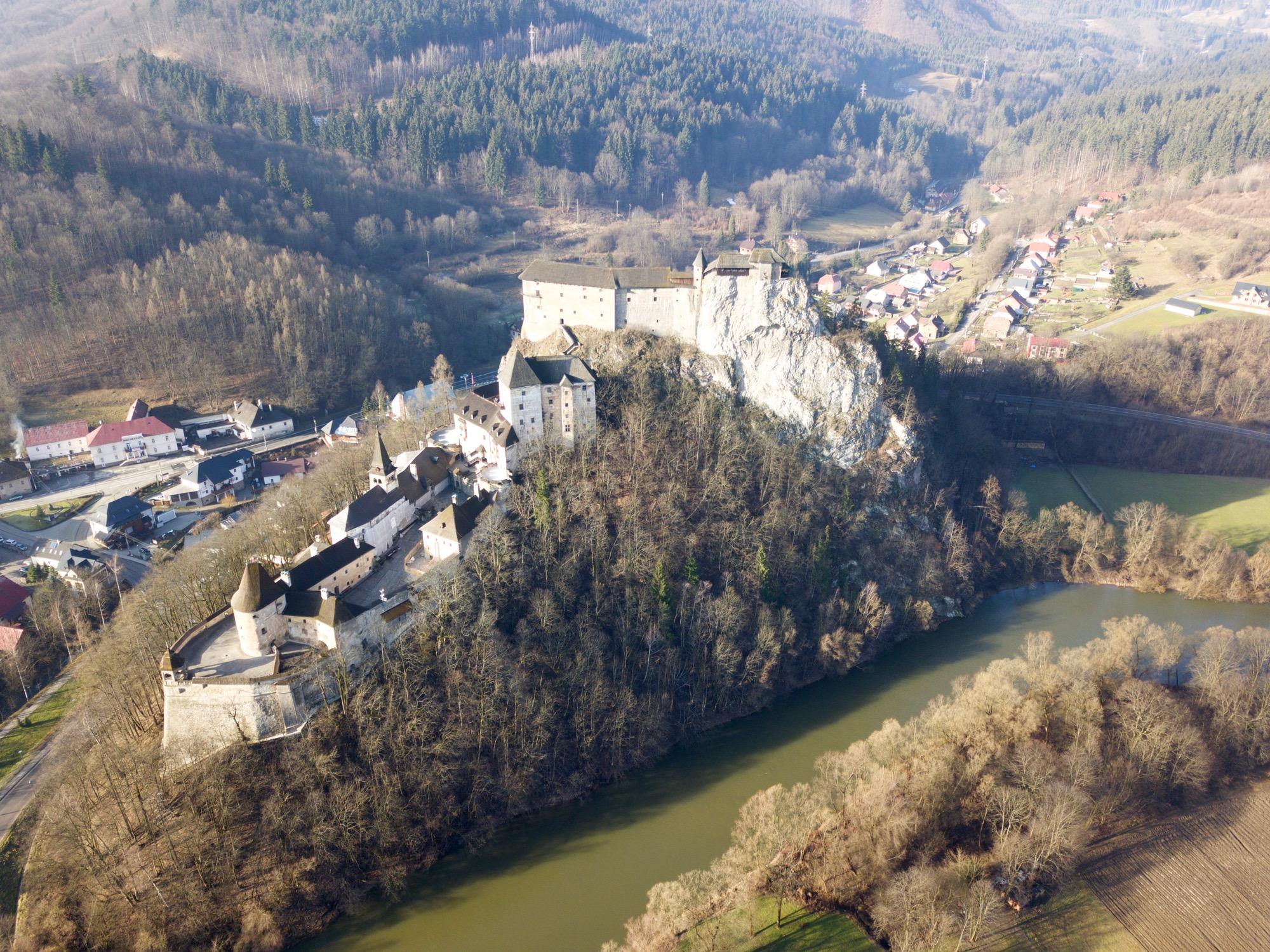 Оравський замок (Оравський град)