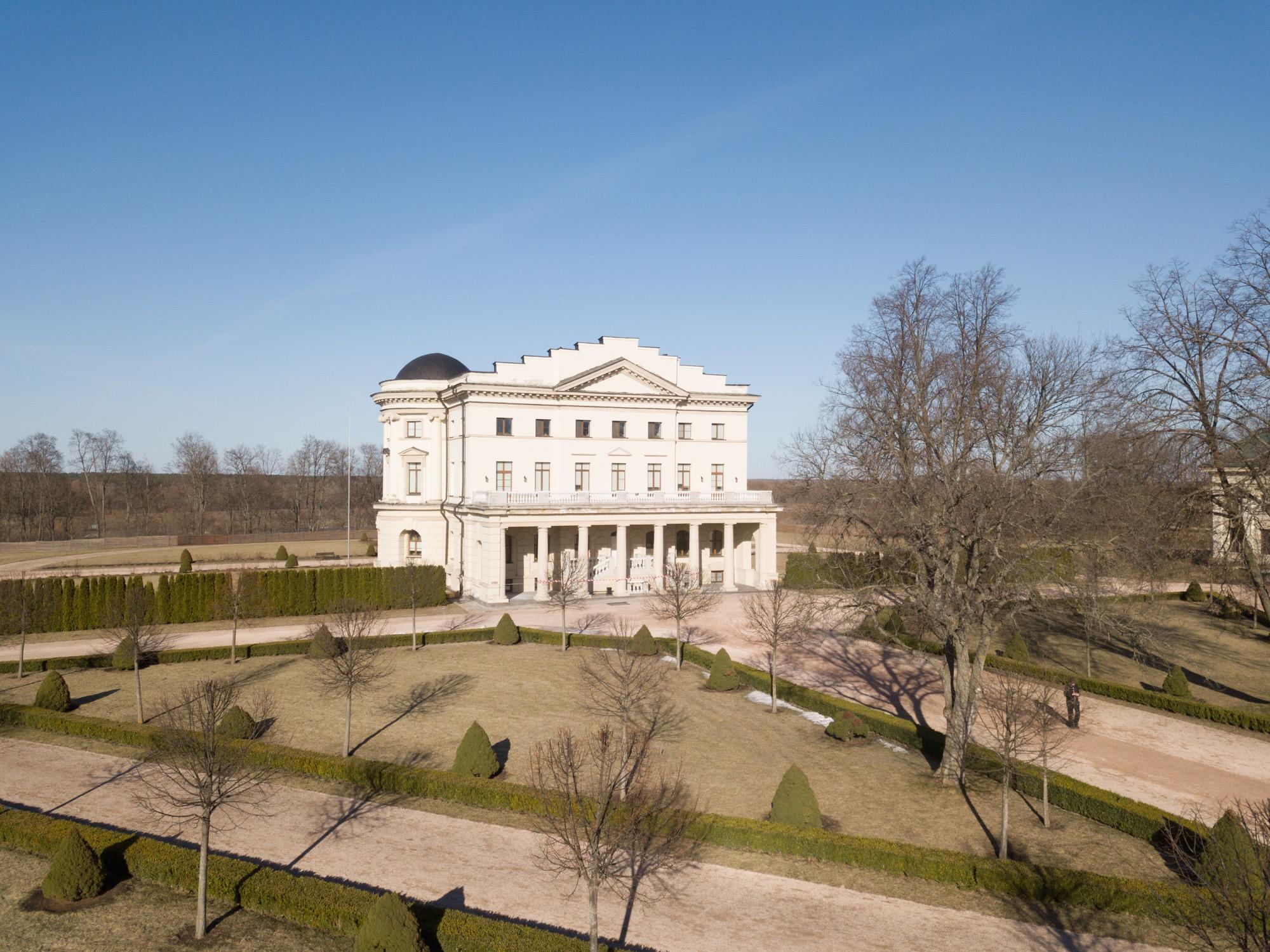 Дворец Разумовского. Панорама 360