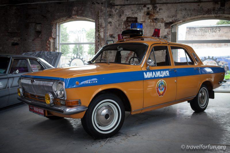 Харьковский ретро слет ГАЗ