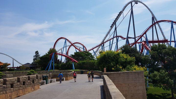 Portaventura World – один з кращих парків розваг Європи