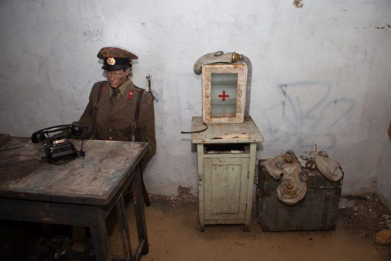Одесский противоатомный бункер