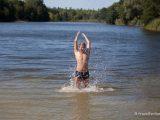 Кращі місця для купання в Харківській області