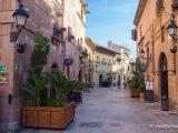 Архитектурно-этнографический парк-музей «Испанская деревня» в Барселоне