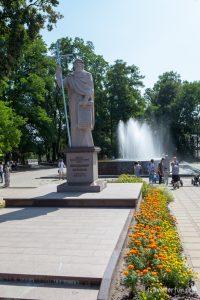 Парк Островского Коростень
