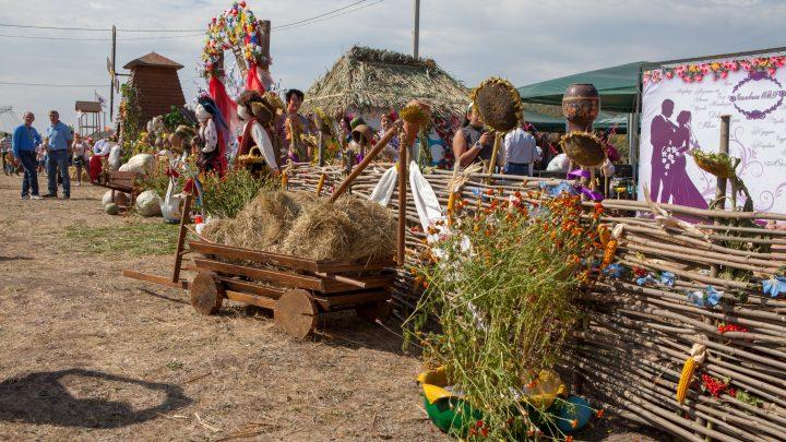 Фестиваль «Свадьба в Малиновке»