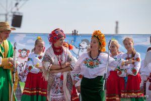 Фестиваль свадьба в малиновке