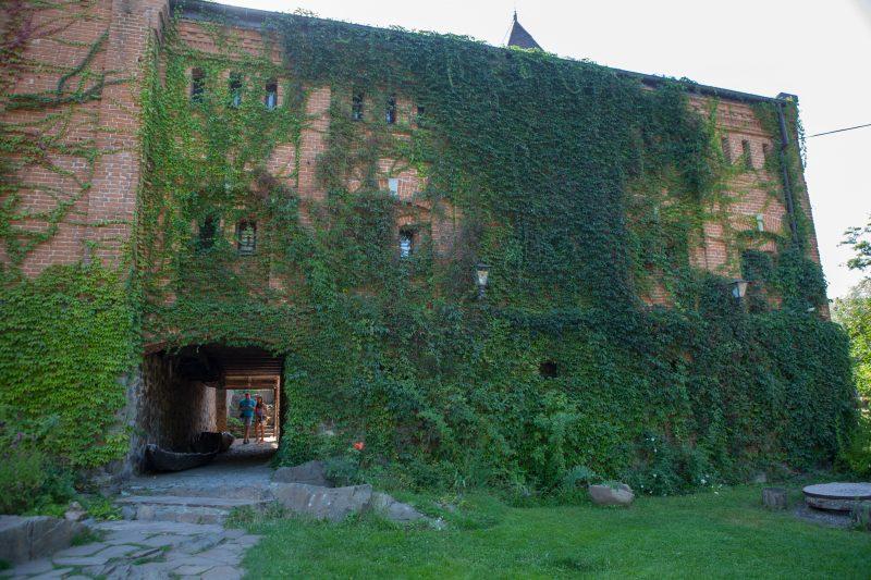 Замок Радомысль и музей домашней иконы