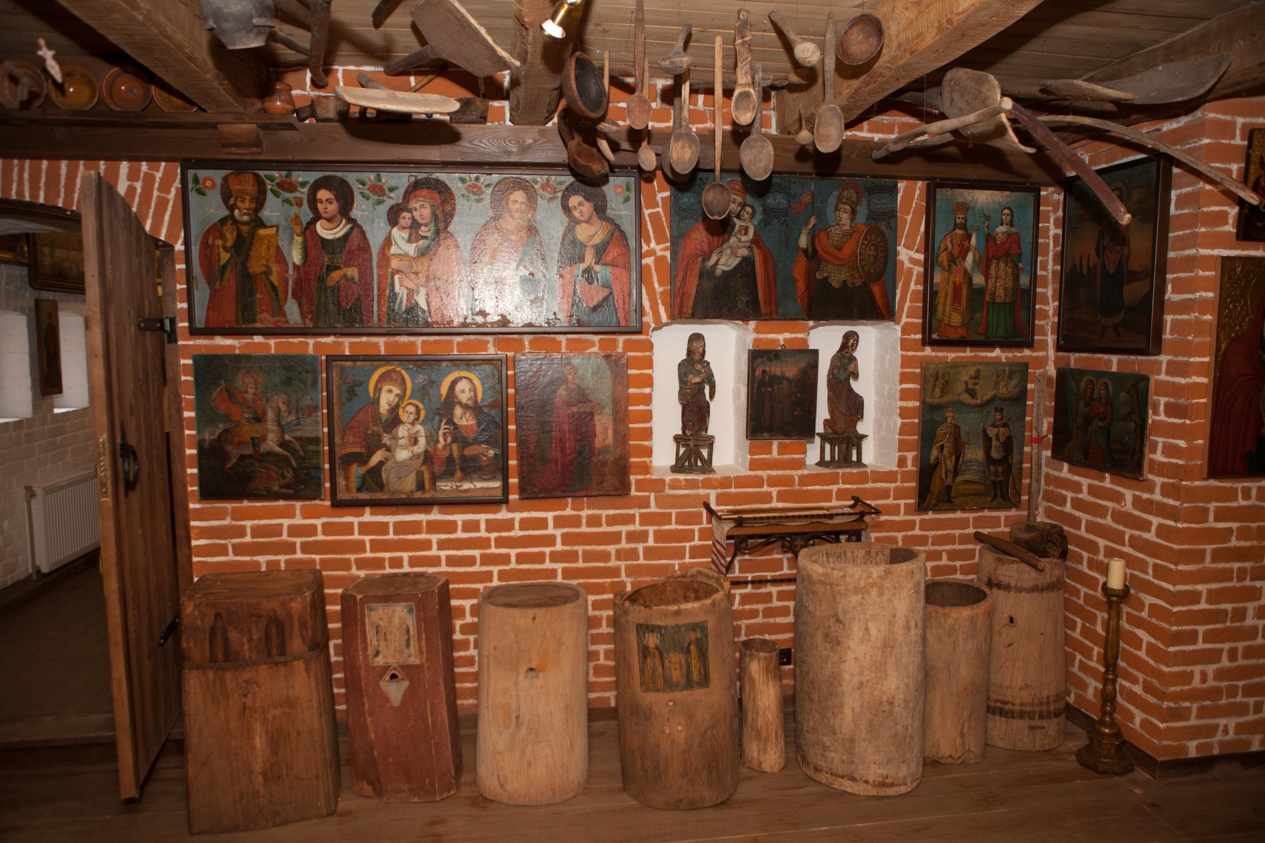 Музей домашней иконы Радомысль
